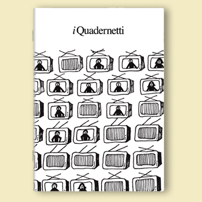 """<b>Marco Raugei</b><br>""""QUESTE SONO LE TELEVISIONI"""", 1998"""